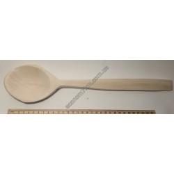 S77 Ложка деревянная большая