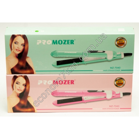 MZ-7040 Плойка для волос PRO MOZER