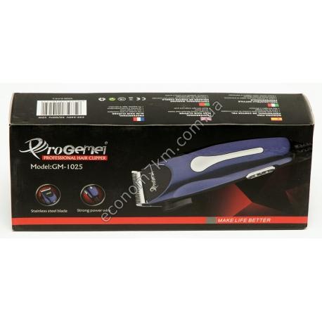 GM-1025 Машинка для стрижки волос ProGemei