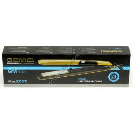 GM436 Утюжок для волос IGemei