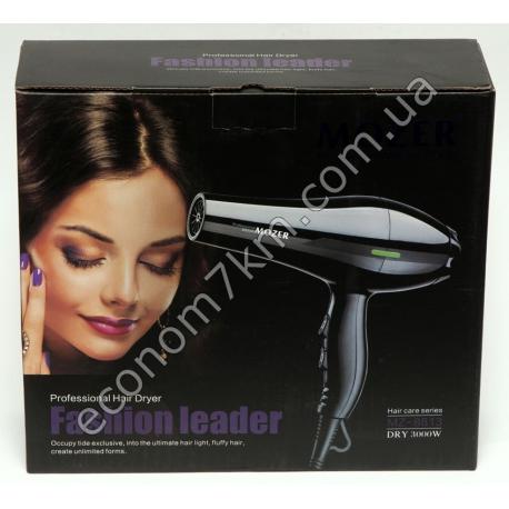 8813 Фен для волос MOZER 3000W
