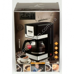 KA3024 Кофеварка DSP 800W