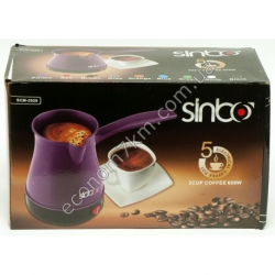 SCM-2928 Кофеварка Sinbo 600W
