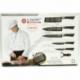 Набор ножей + экономка + ножницы 6 в 1 Zepter