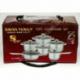 SF-1225M Набор кухонной посуды SWISS FAMILY (12 шт.)