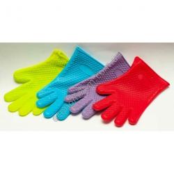 S1379 Перчатки кухонные силиконовые
