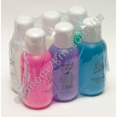 S1438 Жидкость для снятия лака 100 мл (6 шт. в уп.) (цена за упаковку)