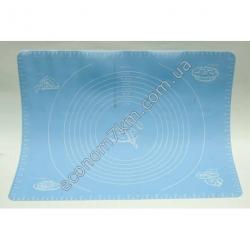 S1445 Коврик для раскатки теста силикон (50 х 40 см)