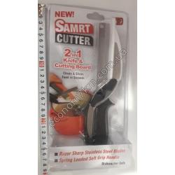S1786 Ножницы кухонные Smart Cutter 2 в 1.сам.