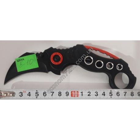S1793 Нож складной №5-10 (цена за упаковку 12 шт.)