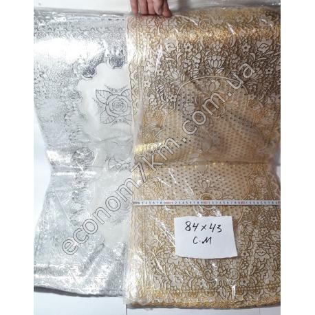 S1882 Салфетки (84 х 43 см) (12 шт. в уп.) (цена за упаковку)