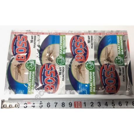 S1920W Таблетки для фумигатора от комаров (8 шт. в уп.) (цена за упаковку)