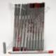 i46 карандаш для глаз цветной с точилкой .в упаковке 12 шт(цена за упаковку)
