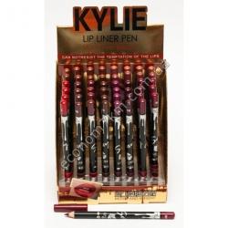 i60 карандаш для губ матовый .в упаковке 48 шт.(цена за упаковку)