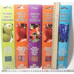 S1960 Аромапалочки 27 см 12 запахов (20 шт. в уп.) (цена за упаковку)