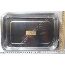 S1990 Поднос металл из нержавейки АВГ (30 х 20 см)