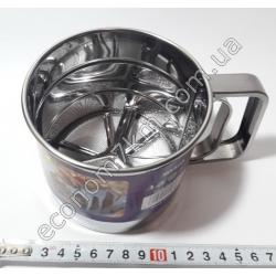 S2024 Сито для муки механическое 0,5 л малое АВГ