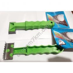 S1783 Рыбочистка Украина (нож нержавейка)