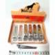 S1835 М8 Кусачки для ногтей цветные 8 см (12 шт. в уп.) (цена за упаковку)