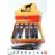 S1836 М9 Кусачки для ногтей флаги 8 см (12 шт. в уп.) (цена за упаковку)