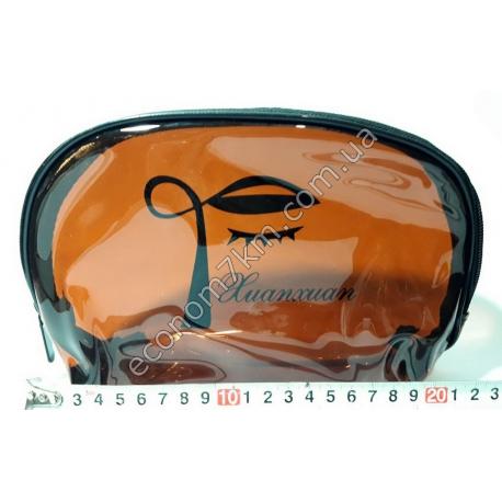 S1845 S3 Косметичка прозрачная (23 х 15 х 6 см)
