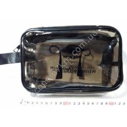 S1846 S4 Косметичка прозрачная (23 х 25 х 7 см)