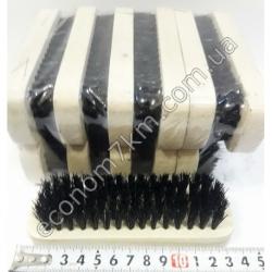 S2077 Щётка для одежды и обуви (деревянная) А.