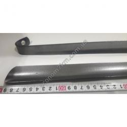 S2145 Рожок для обуви с крючком железный (70 см)