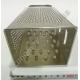 S2146 Тёрка 4х сторонняя железная с усилением (21 х 10 х 8 см)