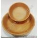 S2186 Миска деревянная бук (18 см - диаметр)