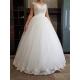 S2198 Платье свадебное невесты (одевалось 1 раз на свадбу)