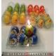 S2212 Свечи пасхальные (6 шт. в уп.) (цена за упаковку)