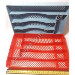S312 Сушка для посуды прямоугольная