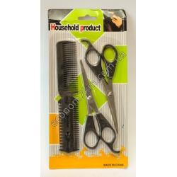 S2280 Парикмахерский набор: ножницы + расчёска Вах