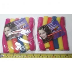 S320 Бигуди для волос паралон (цена за упаковку)