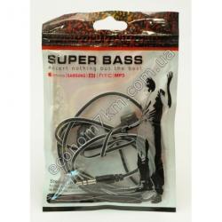 S2357 Аудио наушники SUPER BASS Вах