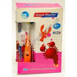 S2424 Зубные щётки детские Good Doctor Вах