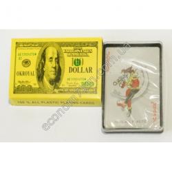 S2500 Карты Доллар Вах
