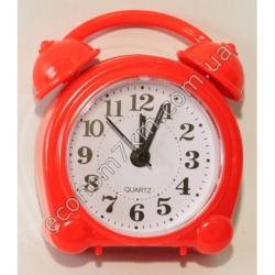 S2603 Часы будильник настольные Вах
