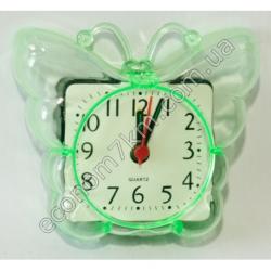 S2606 Часы будильник настольные Бабочка Вах