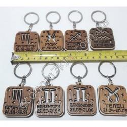 S374 Брелок для ключей зодиак
