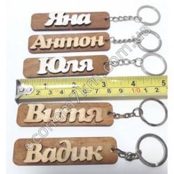 S375 Брелки для ключей имена