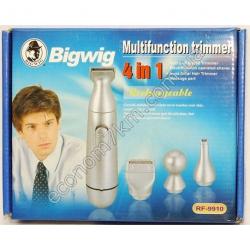 S2710 Триммер для волос 4 в 1 Bigwig RF-9910