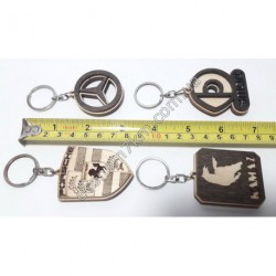 S381 Брелки для ключей машины обычные