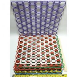 S399 Сетка в раковину пластик . кв