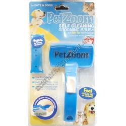 S2961 Щётка для грумминга животных PetZoom