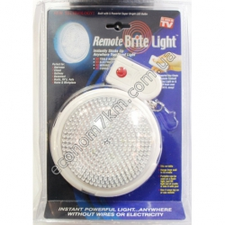 S2962 LED лампа с пультом управления Remote Brite Light