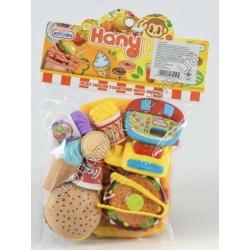 """S3078 Игровой набор """"Fast Food"""" 623-201"""