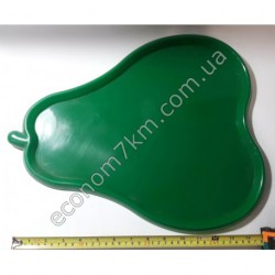 S23 Поднос пластик груша