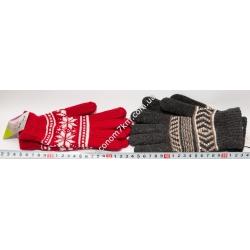 S3384 Перчатки вязанные (12 шт. в уп.) (цена за упаковку)